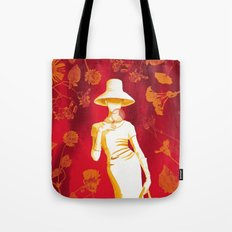 The Botanist Tote Bag