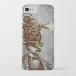 The Projectionist (colour option) iPhone Case