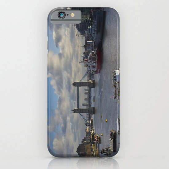 The River Thames iPhone & iPod Case