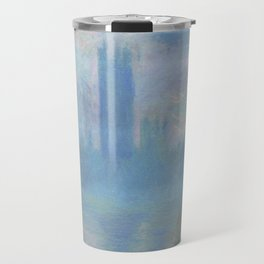 Monet, The Houses of Parliament, London, 1900-1093 Travel Mug