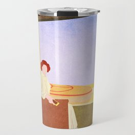 Mos Eisley Motel Room 106 Travel Mug