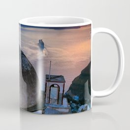 Santorini 21 Coffee Mug