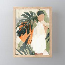 Jungle 3 Framed Mini Art Print