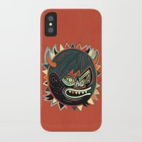 gorilla iPhone & iPod Cases featuring Gorilla by Exit Man