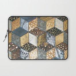 Tumbling Blocks #2 Laptop Sleeve