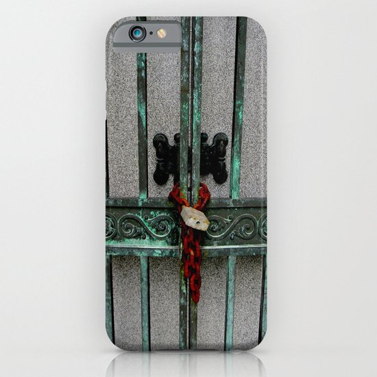 While You're Waiting iPhone & iPod Case