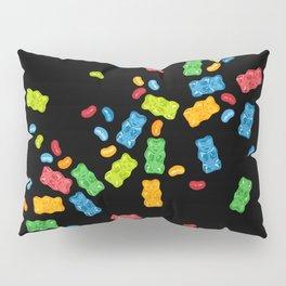 Jelly Beans & Gummy Bears Explosion Pillow Sham
