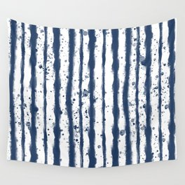 Wet Stripe Wall Tapestry