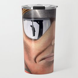 This Is The Enemy Travel Mug