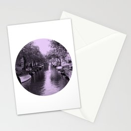 Amsterdam Canal #2 Stationery Cards