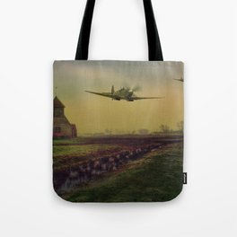 Low At Fairfield Tote Bag