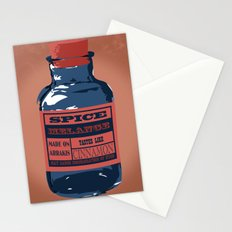 Spice Trade Stationery Cards