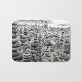 Balancing Rocks Bath Mat