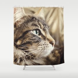 Gaize Shower Curtain