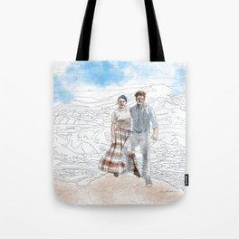 Bob and Fanny Tote Bag