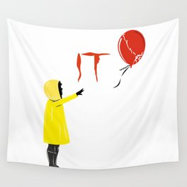 IT clown Pennywise Wall Tapestry