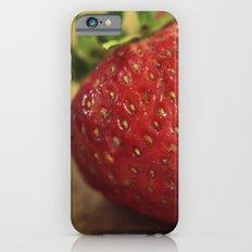 Strawberry iPhone 6s Slim Case