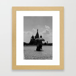 Let Me Take Your Picture Framed Art Print