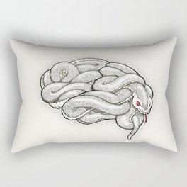 Brainsnake Rectangular Pillow
