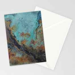 "Pino Mascia ""Abstracts"" by ApplausoUS Stationery Cards"