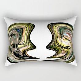 Holiday Plans Rectangular Pillow