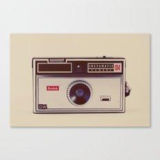 Instamatic Canvas Print