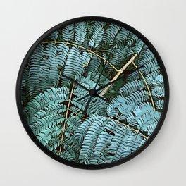Jungle Jamboree Wall Clock