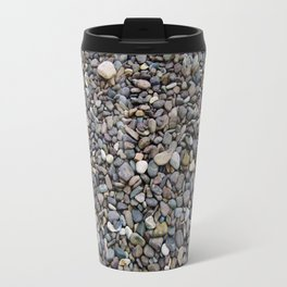 What Stories You Could Tell... Rocks of Jasper Beach Travel Mug
