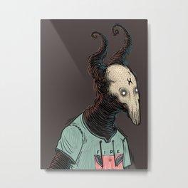 Devilyoung Metal Print