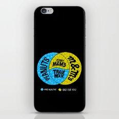 Peanut M&M's iPhone & iPod Skin