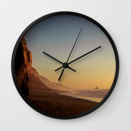 All that gold Wall Clock