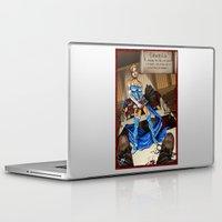 cinderella Laptop & iPad Skins featuring Cinderella  by Jeanine Henning
