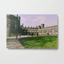 Kilkenny castle ireland Metal Print
