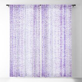 Coarse Violet Blackout Curtain