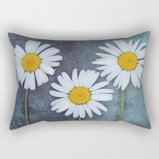 Marguerites Rectangular Pillow