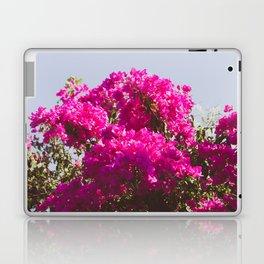 Pink Flowers in Bloom Laptop & iPad Skin