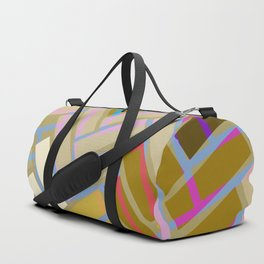 Fill In The Blank Colors Duffle Bag