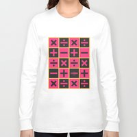 jojo Long Sleeve T-shirts featuring JoJo Vento Aureo Trish Una by El Cadejos