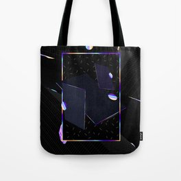 Dark Prespective Tote Bag