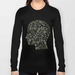 Head medicine Long Sleeve T-shirt