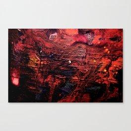 Dark  Sea Symphony Canvas Print