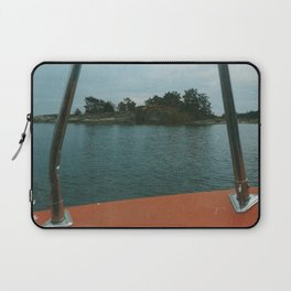 Boat trip in the Archipelago Laptop Sleeve