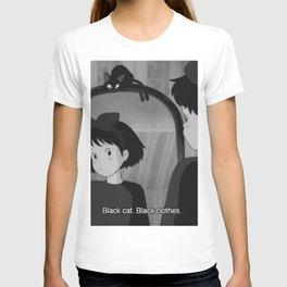 50 shades of black T-shirt