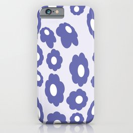 60s 70s Remastered. Hippy Flowers. Lilo iPhone Case
