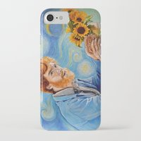 benedict iPhone & iPod Cases featuring Vincent/Benedict by Cap'n Blowfish