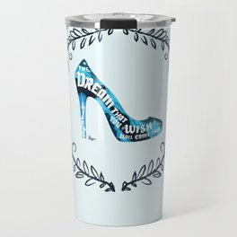 Cinderella' slipper Travel Mug