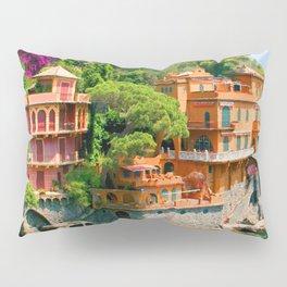 Italy. Portofino Pillow Sham