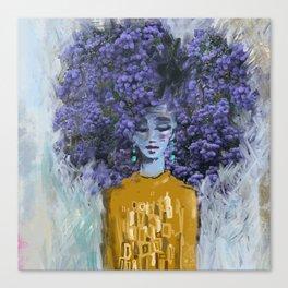 California Lilac Canvas Print