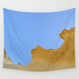 Rocky Sand Wall Tapestry