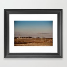 Maryland Landscape 2 Framed Art Print